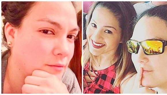 Katty García: su expareja Karim Vidal sorprende con fuertes mensajes tras la separación. (Instagram)