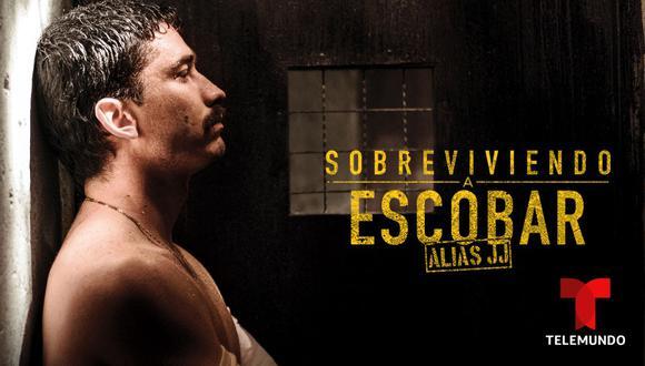La serie relata la vida de Alias JJ después de convertirse en el único sobreviviente del Cartel de Medellín (Foto: Caracol TV)