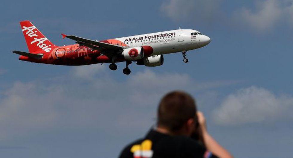 Avión presentó fallas técnicas y piloto pidió a sus pasajeros rezar. (AFP)