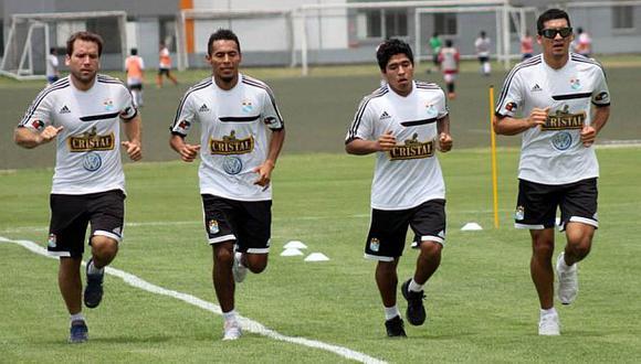 Sporting Cristal inició trabajos de pretemporada con DT Daniel Ahmed. (USI)