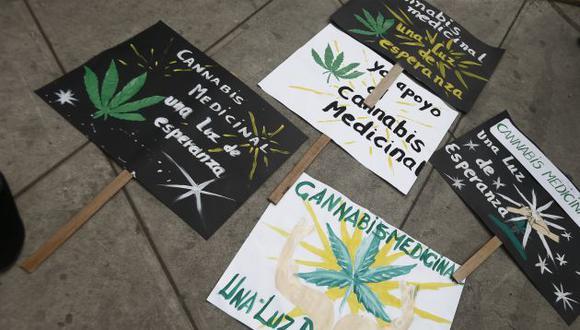 Marihuana medicinal: Revisa en esta infografía los países donde está permitida. (Geraldo Caso/Perú21)