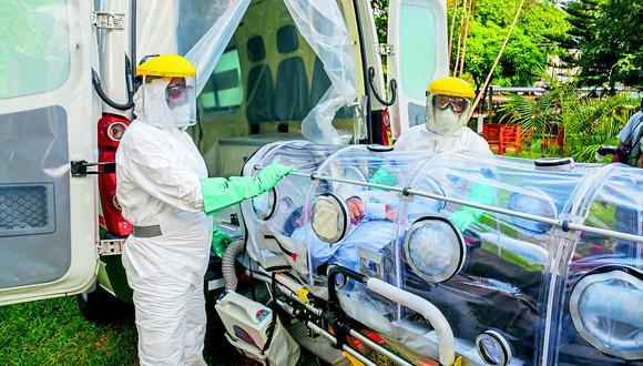 Aumenta a 107 los fallecidos por coronavirus en nuestro país, según el Minsa. (GEC)