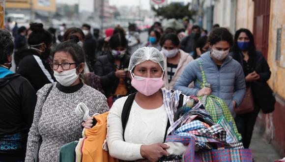 Coronavirus Perú | Minsa anuncia nuevo reporte: casi 230 mil infectados, 6, 498 muertos y 111, 724 recuperados (FOTO: GEC)