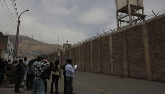LAS UTILIZARON. Presas comunes protestaron por el duro régimen carcelario que llevarán junto a reclusas por terrorismo. (USI)