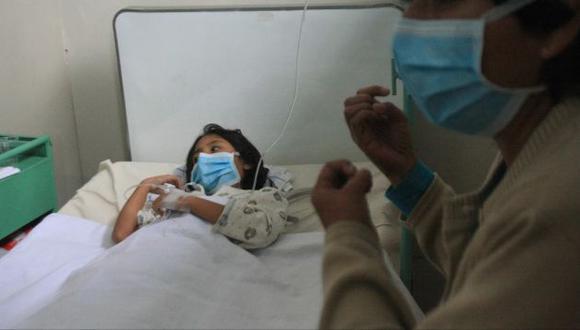 Director del hospital Cayetano aconsejó a la población vacunarse contra la influenza. (USI/Referencial)