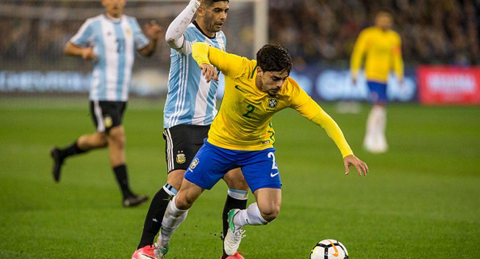 Fagner de Corinthians. (Getty Images)