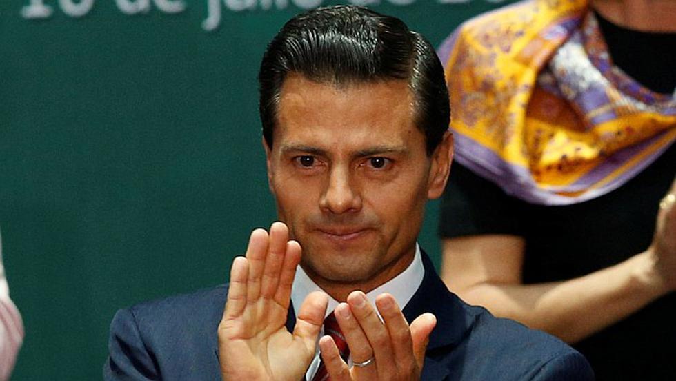 Enrique Peña Nieto hizo mea culpa por la Casa Blanca. (Reuters)