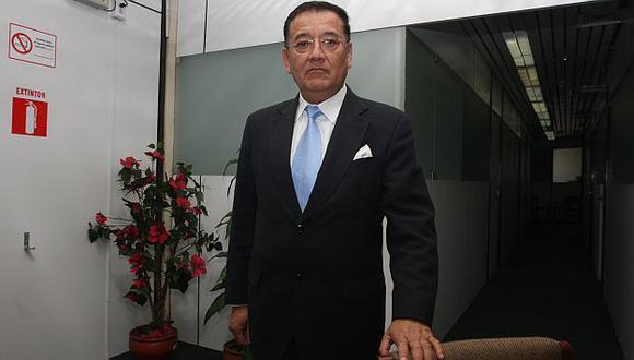 Soto Vallenas es actual presidente de la Comisión Permanente de Selección y Nombramiento del CNM. (USI)