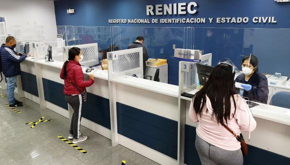Varios locales del Reniec en Piura sufrieron daños en sus infraestructuras debido al sismo. (Foto: Andina)