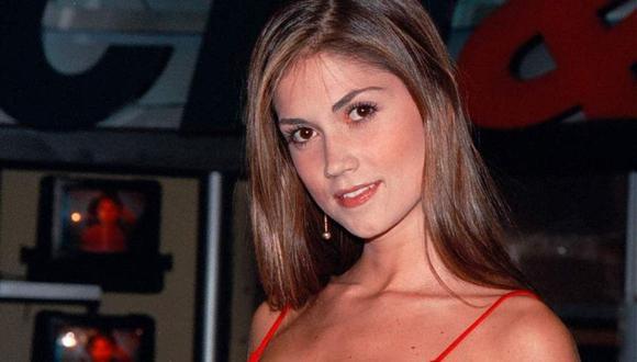 Lina Marulanda tenía una carrera prometedora, pero tomó la fatal decisión de quitarse la vida (Foto: Canal RCN)