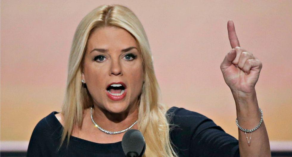 Florida: Fiscal simpatizante de Donald Trump es increpada a la salida de un cine. (Reuters)