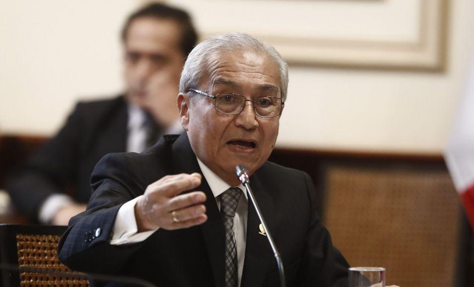Pedro Chávarry. (Perú21)