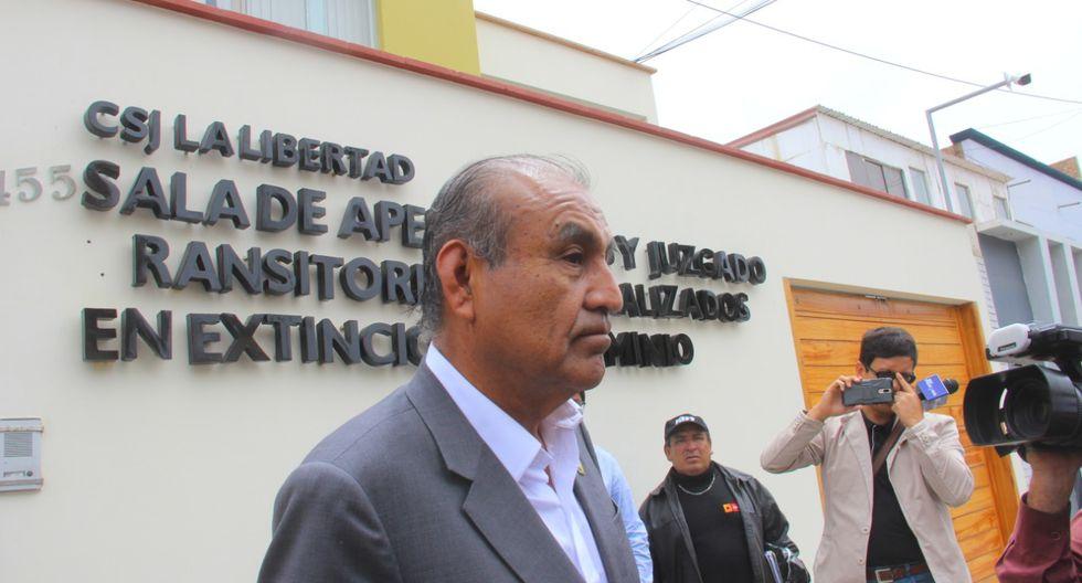 Poder Judicial confirma condena contra  alcalde Daniel Marcelo y ahora deberá dejar el cargo. (Foto: Alan Benites)
