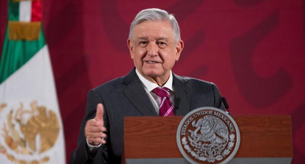 Imagen del presidente de México, Andrés Manuel López Obrador. (EFE/EPA/Mexican presidency).