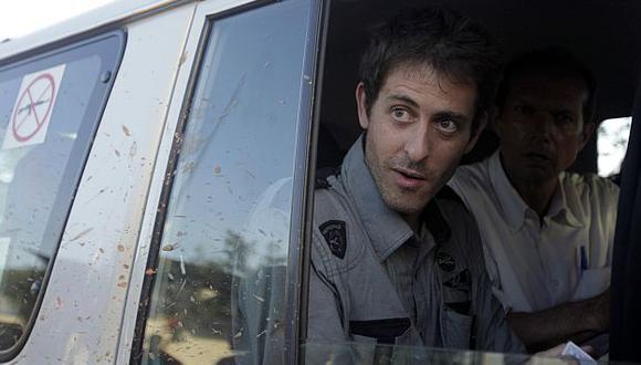 Langlois fue secuestrado el 28 de abril y liberado el 30 de mayo. (AP)