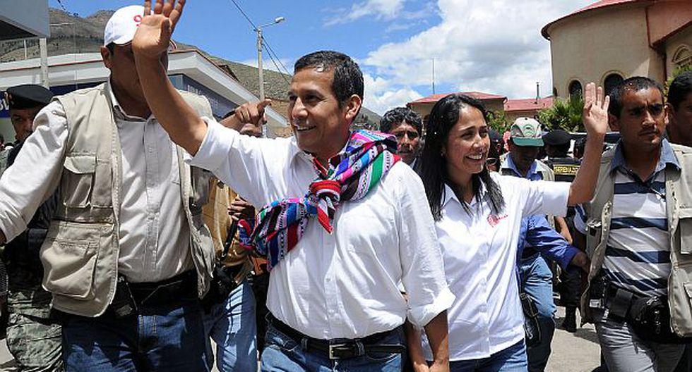 Ollanta Humala rompió su silencio, pero no deslindó con privilegios en penales. (SEPRES)