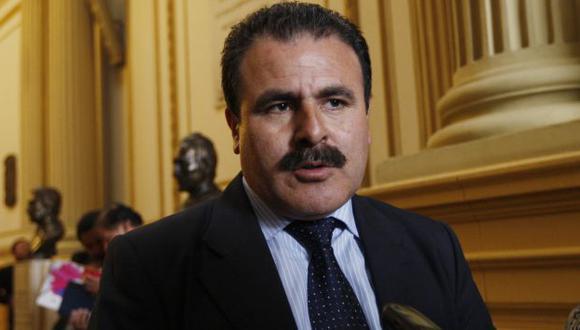 Jorge Rimarachín descartó milicias chavistas en voluntariado. (USI)