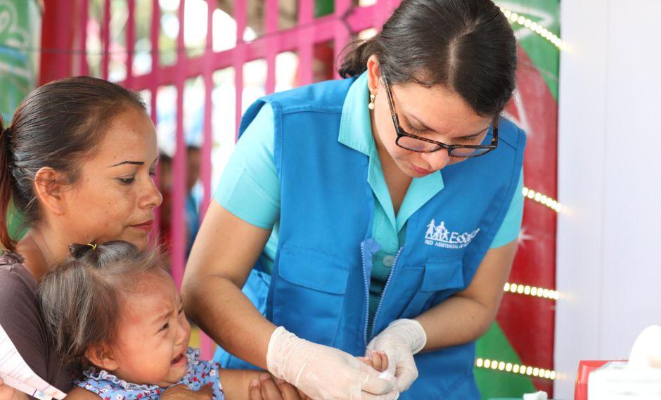 El equipo médico que realizó los tamizajes estuvo conformado por médicos, nutricionistas, enfermeras y obstetras.