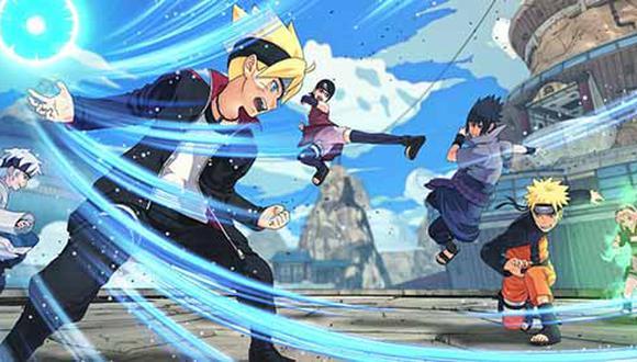 Naruto to Boruto: Shinobi Striker llega a PS4, Xbox One y PC desde el día de mañana.