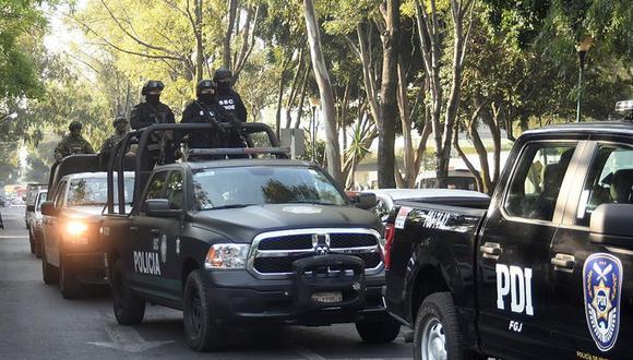 Secuestro ocurrió este sábado en vísperas de las elecciones intermedias de México, las más grandes y violentas de su historia. (Foto referencial: EFE/Mario Guzmán)