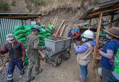 Áncash: intervienen actividades mineras ilegales en Yanama