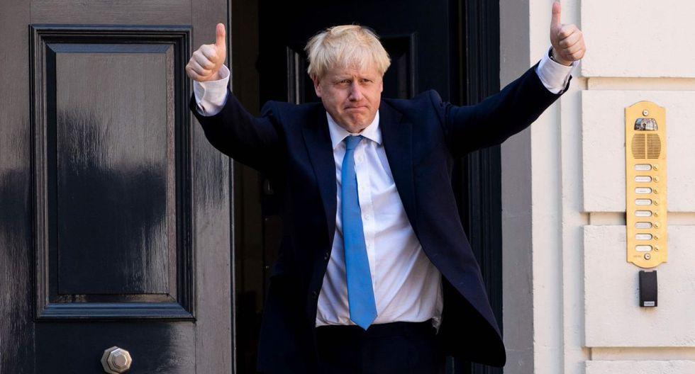 El político de 55 años asumirá oficialmente la dirección del gobierno en un encuentro con la reina Isabel II. (Foto: AFP)