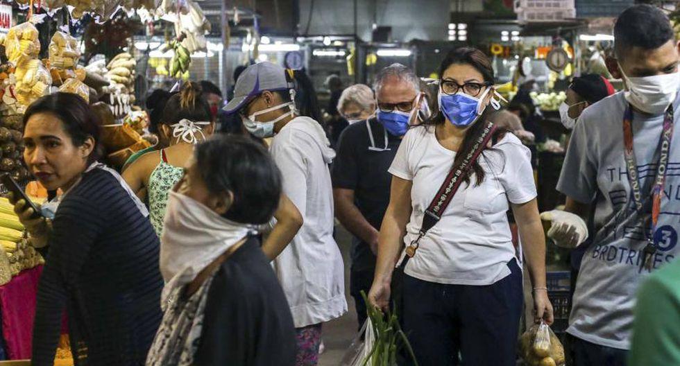 El gobierno de Nicolás Maduro da cuenta de 106 casos de coronavirus en todo el país, pero el líder opositor Juan Guaidó asegura que son más. (Foto referencial: AFP)