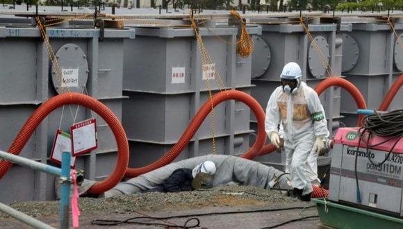 Ocho años después, la ciudad de Fukushima sigue afectada por el desastre nuclear. (Foto: AFP)