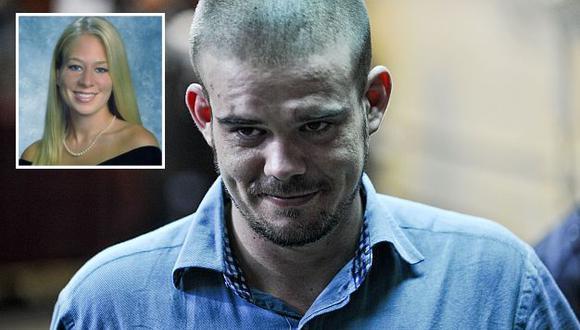 Joran van der Sloot habló de la desaparición de Natalee Holloway. (AFP)