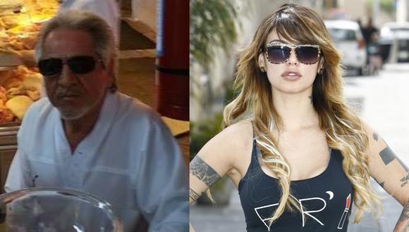 Angie Jibaja: ¿Quién es Ricardo Marquez, el violento sujeto que disparó a la modelo y policías?