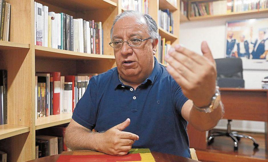 Fernando Tuesta Soldevilla. Sociólogo (Perú21)