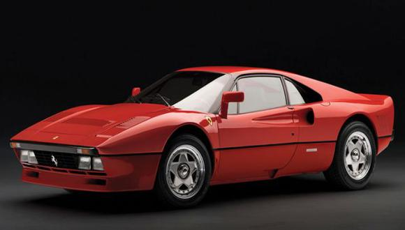 Catálogo de la subasta 'Ferrari Legenda e Passione'. (RM Sotheby's)