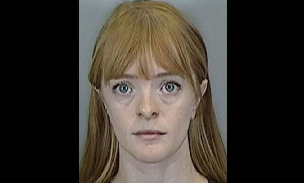 """Capturan a profesora que envío fotos """"sexualmente explícitas"""" a su alumno y tuvo sexo con él. (Foto: Policía Brandenton, Florida)"""