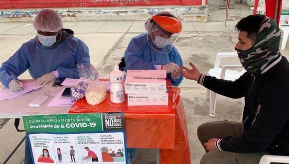 La cantidad de pacientes recuperados aumentó este domingo. (Foto: Minsa)