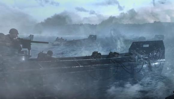 'Call of Duty WW2': Mira aquí el primer trailer de la próxima entrega bélica de Activision (Captura)
