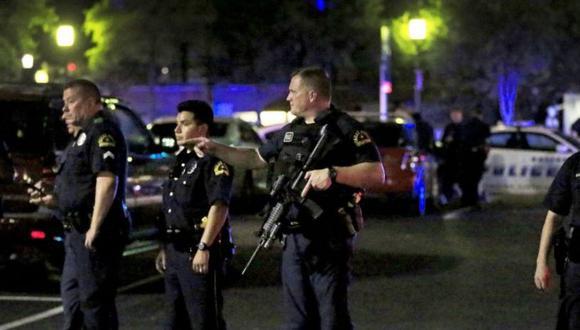 """""""El adolescente sospechoso ha fallecido, resultado de una herida de bala aparentemente autoinfligida"""", señalóla Policía de Indiana.(Foto: AFP / Referencial)"""