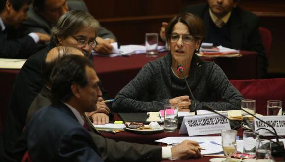 Alcaldesa de Lima reconoció que hubo infracción administrativa en caso Relima. (Martín Pauca)