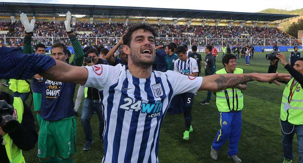 Luis Aguiar sería el volante creativo que necesita Pablo Bengoechea. (Foto: GEC)