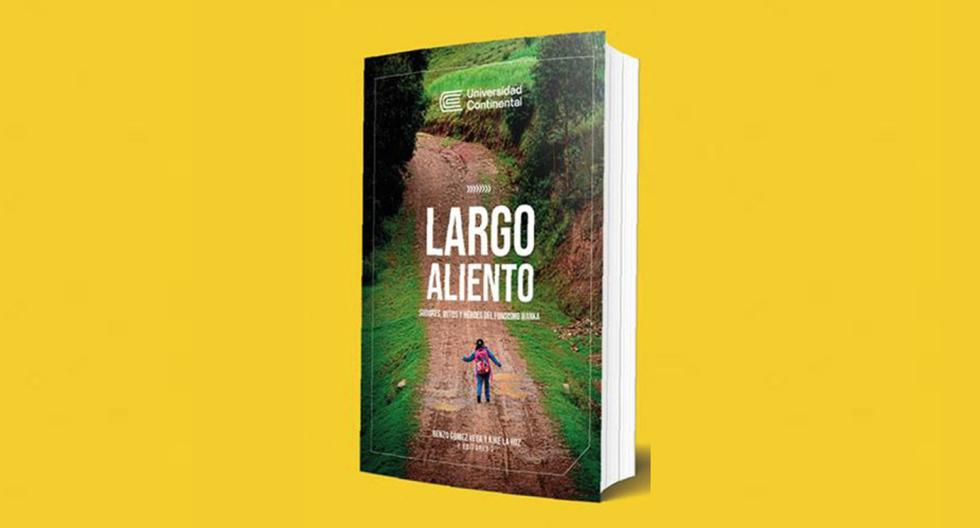 'Largo aliento', el primer libro de crónicas del fondismo wanka en la FIL 2019