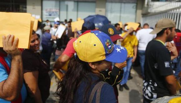Miles de venezolanos buscan refugio en Perú debido a la crisis que se vive en su país. (Perú21)