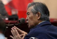 Corte Suprema dejó sin efecto el derecho de gracia otorgado a Alberto Fujimori