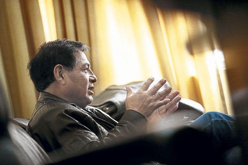 Pedro Yaranga. Experto en temas de terrorismo (Perú21)