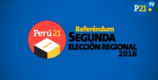 Referéndum 2018: ¡Flash electoral!