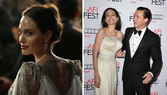 Aún no se conocer la identidad del hombre con el que estaría saliendo la actriz. (Foto: AFP)