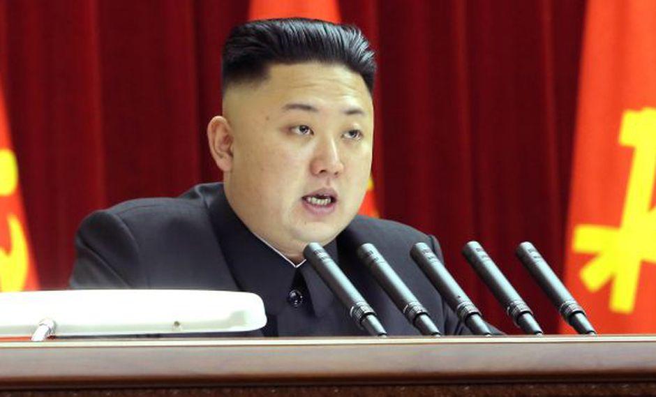 Kim Jong-un autorizó hoy ataque a EEUU. (Reuters)