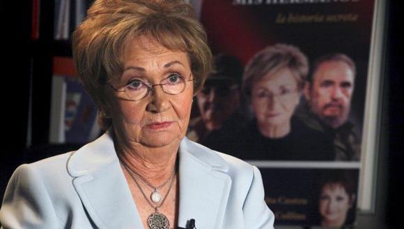 Juanita Castro negó la posibilidad de volver a Cuba. (penultimosdias.com)