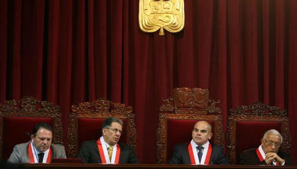 Magistrados salientes, dada su precariedad institucional, ponen en peligro la estabilidad jurídica con sus votos. ( Vexelman)