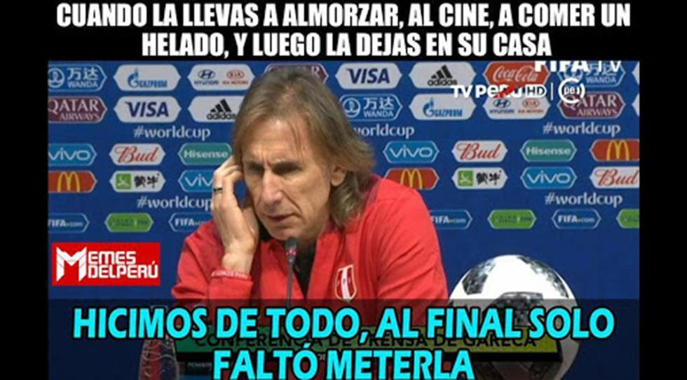 Los memes tras la derrota de Selección Peruana ante Costa Rica en Arequipa. (Foto: Facebook)