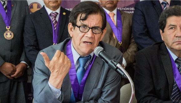 Ciro Maguiña dijo que aún mantiene sus reservas respecto al aislamiento social obligatorio de los domingos, pues no funcionó meses atrás. (Foto: GEC)