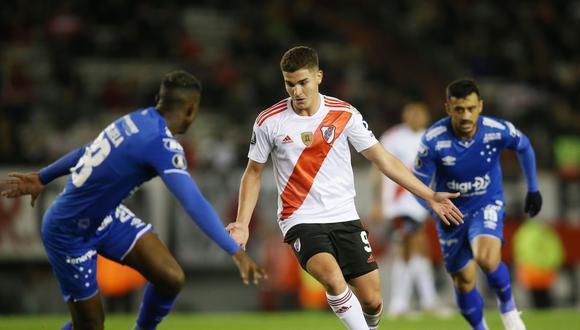River Plate y Cruzeiro empataron 0-0 en ida de octavos de Libertadores. (Reuters)